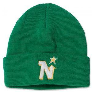 Minnesota North Stars Basic Knit Hat